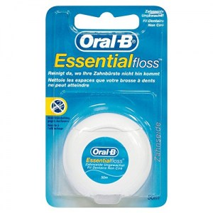 Oral B Essentialfloss Zahnseide