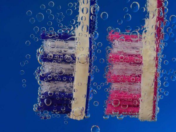 Schallzahnbürste Mundhygiene