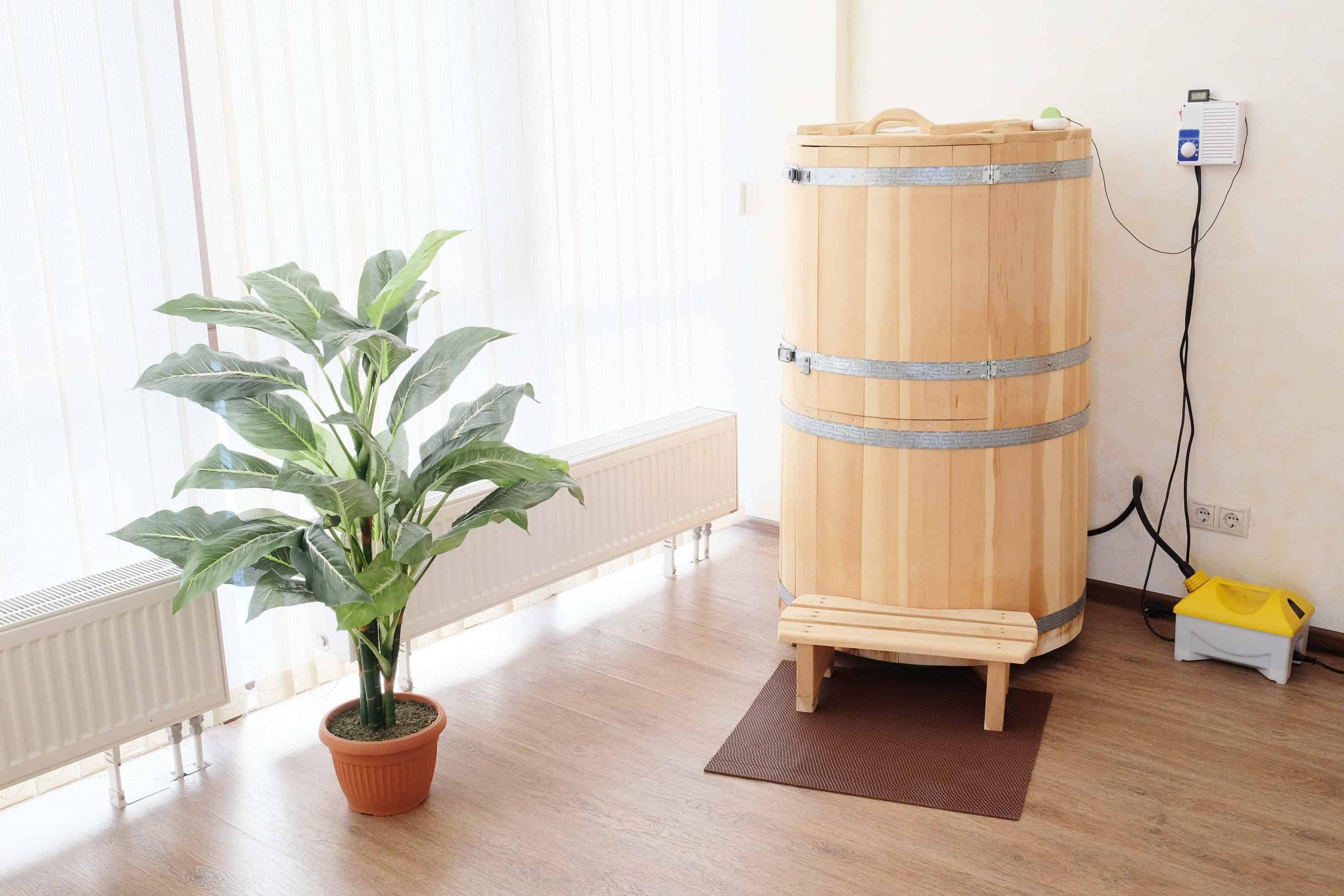 Mini Sauna: Test & Empfehlungen (10/20)