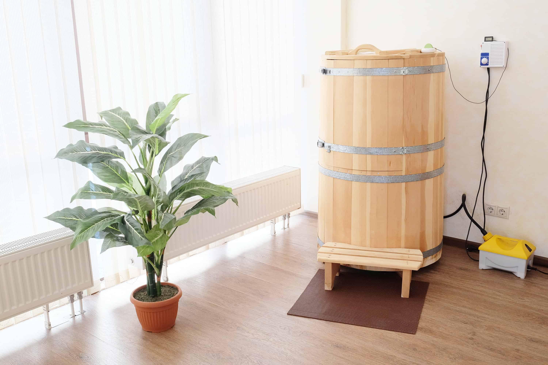 Mini Sauna: Test & Empfehlungen (01/20)