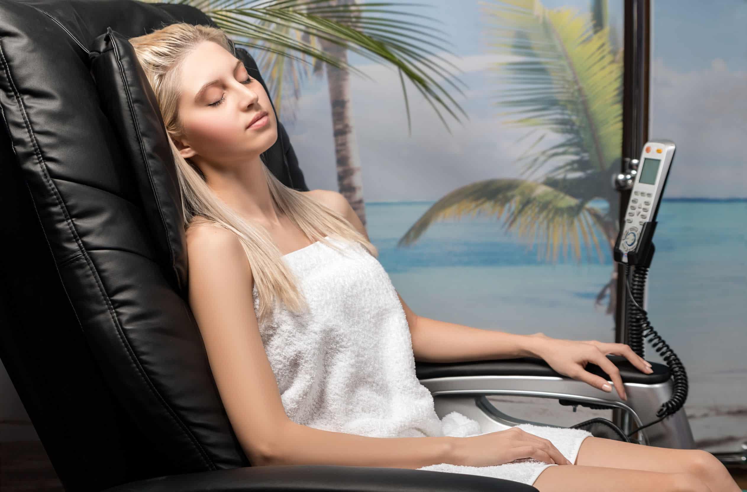 Massagesessel: Test & Empfehlungen (05/21)