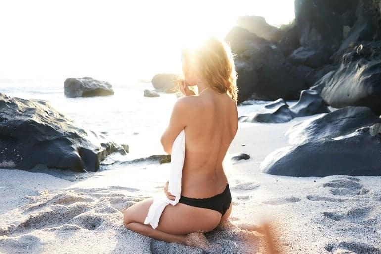Epilierer Strand