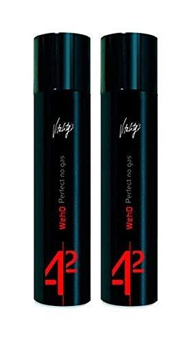 Vitality's WEHO Perfect No Gas 300 ml Haarlack ohne Treibgas 2er Set (600ml)