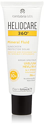 HELIOCARE 360° - Mineral Fluid SPF 50+, 50 ml
