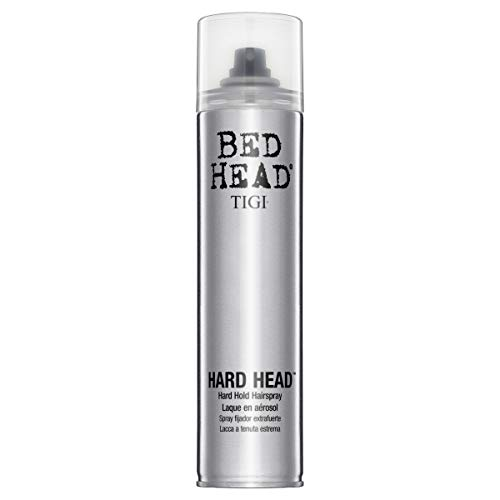 Bed Head by TIGI Hard Head Haarspray für extra starken Halt, 385ml